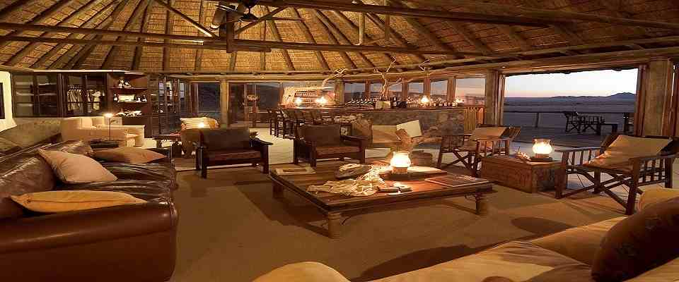 Combining wildlife safaris with luxury lodge accommodation