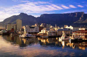Cape Town, considered tobe one of the most beautiful cities in the world.